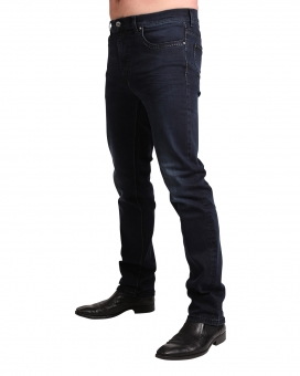 PIONEER Stretch Jeans RANDO 1654-9761-440 Darkblue Used