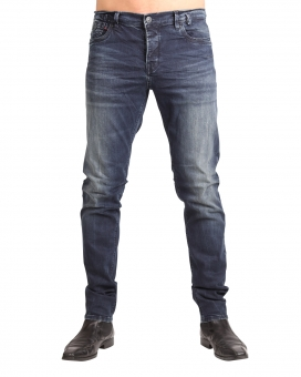 LTB Stretch-Jeans SERVANDO X 51116-51176 Alpha Wash Tapered