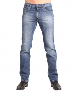 PIONEER Stretch Jeans RANDO 1654-9790-365 Stone Used