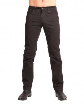 PIONEER Stretch Gabardine-Jeans RON 1144-3896-420 Dark Brown