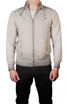 LTB 86058-5884 Herren Sweat-Jacke Dark Shadow