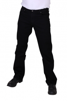 OKLAHOMA R140 Stretch-Jeans black MATRIX