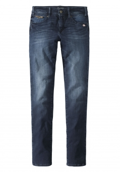 Paddocks Damen Slim Jeans LUCY 60388-5086 blurred dark vintage blue