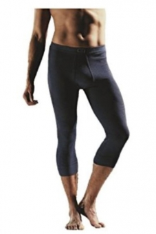ESGE Art. 122 Herren Jeans-Feinripp Hose 3/4 lang  mit Eingriff