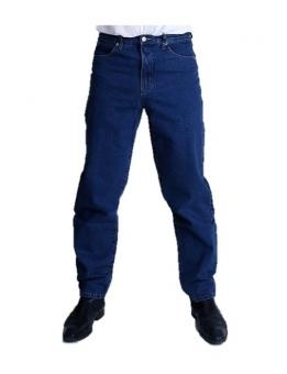 BUCK`s BJ25 Keilformjeans dark-blue Newton-Slim