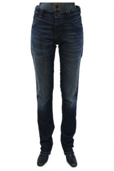 BLEND - She Stretch Super-Röhren-Jeans dark-blue 6904-662
