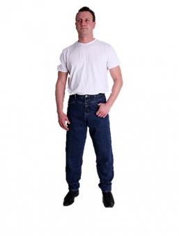 BUCK`s BJ24 Karottenjeans dark-blue Louisiana
