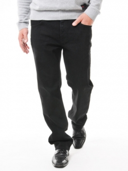 PIONEER Stretch-Jeans 1680-9403-05 black RANDO