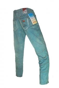 BUCK`s - LOHAS BJ154 Limited No.101 Öko Röhrenjeans 33/32 blue -Miss twy-