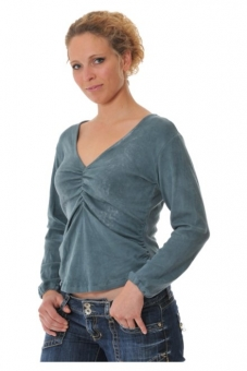 BUCK`s - LOHAS BJ51 Öko Damen Shirt Style: LISA