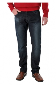 LTB JEANS 50089-1332 HOLLYWOOD volcano-wash gerade Form