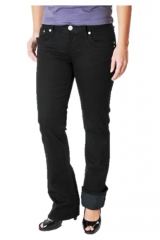 LTB 5145-200 black-wash VALERIE Stretch-Jeans Bootcut