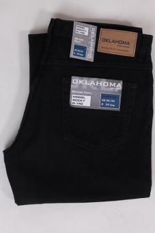 OKLAHOMA-Jeans R-144 BIG JEANS schwarz in Übergrößen