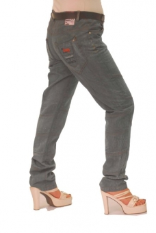 BUCK`s - LOHAS BJ96 Limited No.35 Öko Röhrenjeans 31/32 blue -Miss twy-