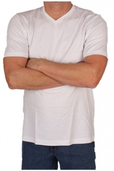 MARVELiS 2817 Premium T-Shirt weiss V-A