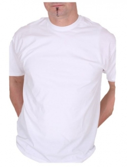 Fruit of the Loom 3er Pack T-Shirt weiss Valueweight