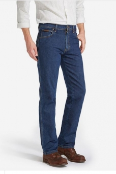 WRANGLER  Stretch-Jeans TEXAS W121-33-009 dark-stone
