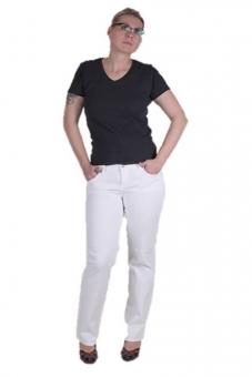 LTB 50045-100 ASPEN white Stretch Röhren-Jeans