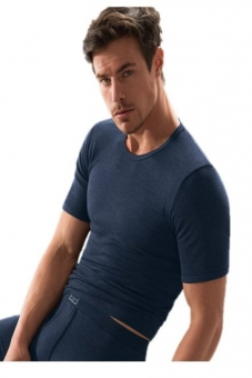 ESGE Art. 700 Herren Jeans-Feinripp Jacke 1/2 Arm