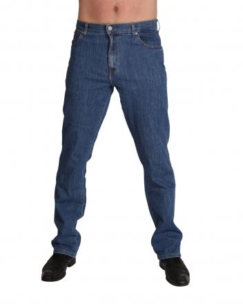 Wrangler Stretch Sommer-Jeans Texas W121QA20T Crisp Blue
