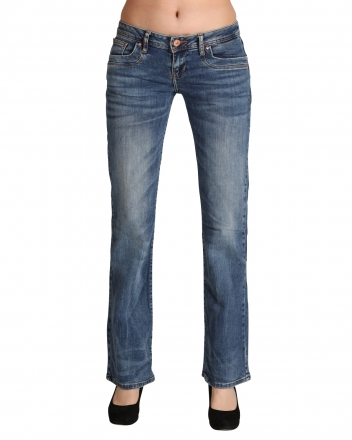 LTB Stretch Bootcut-Jeans 5145-51575 Valerie Clelia Wash