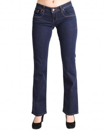 LTB Damen Stretch-Jeans Valerie Bootcut Milu Wash