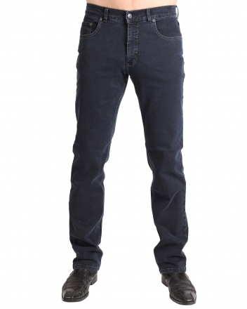 Pioneer Stretch Jeans Ron Basic Denim Line blue black