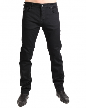 LTB Jeans Herren Paul D Straight Jeans, Schwarz (New to Black Wash)