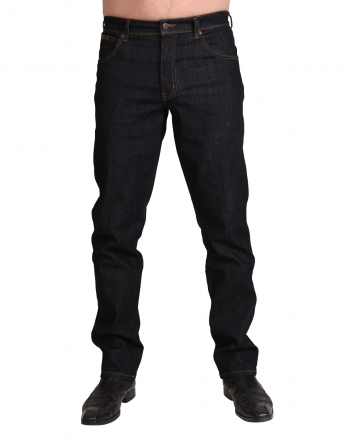 WRANGLER Stretch-JeansTexas Slim W12SP690A Dark Rinse