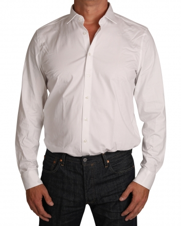 MARVELiS Body Fit Jerseyhemd 7562-84-00 langarm weiss 38