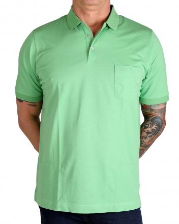 MARVELiS 6410-32-40 Funktions Polo T-Shirt hellgrün