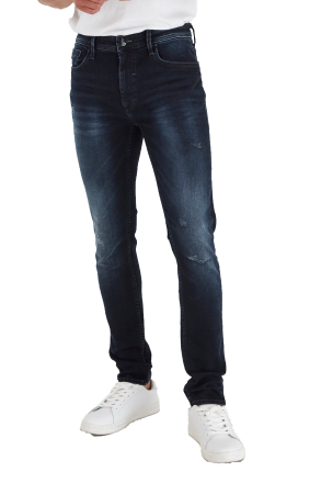 Blend Herren Echo Skinny Fit-Noos Jeans blue black
