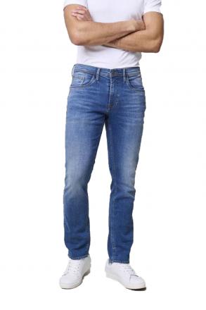 BLEND Jeans Twister 20712391-200291 Denim Middle Blue