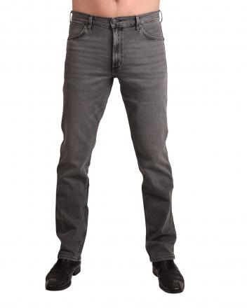 Wrangler Stretch-Jeans GREENSBORO W15QRA218 Gun Smoke