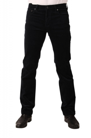 PIONEER 1144-3213-590 Cord-Stretch-Jeans RON Darknavy