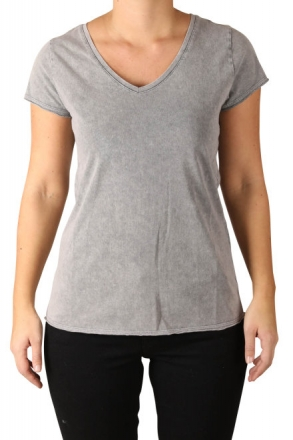 BlendShe 20200804-20060 Damen T-Shirt uni Phantom