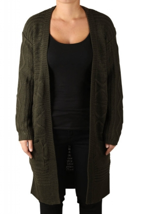 BlendShe 20200803-20180 Damen Cardigan Rosin
