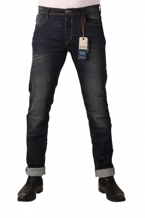 BLEND Stretch Jeans 20700987-76201 Twister Middle Blue