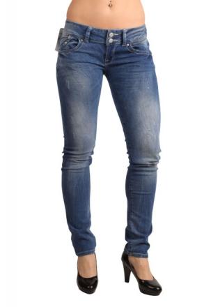 LTB Jeans 5065-51087 MOLLY Jazmin Wash Stretch Super-Slim W24 | L30