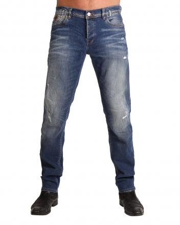 LTB Stretch-Jeans SERVANDO X 51116-51325 Delmos Wash Tapered