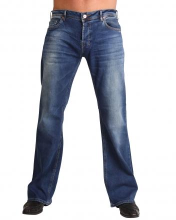 LTB TINMAN 5044-51312 Stretch Bootcut Jeans Arnie Wash