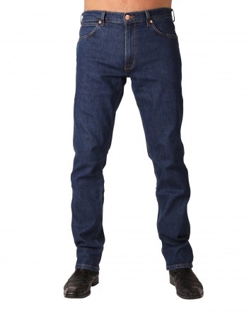 Wrangler Stretch-Jeans GREENSBORO W15Q23090 Darkstone W44 | L36