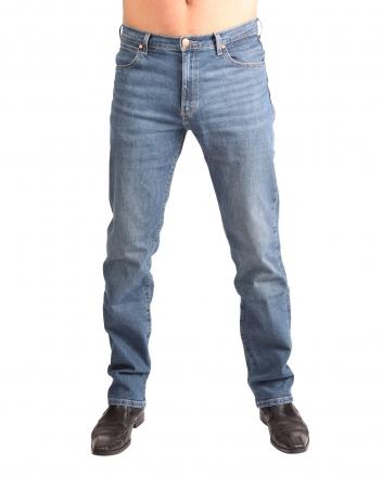 WRANGLER Stretch-Jeans ARIZONA W12O2125B Green Room