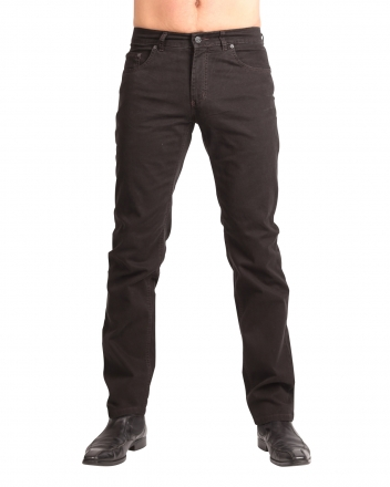 PIONEER Stretch Gabardine-Jeans RON 1144-3896-420 Dark Brown