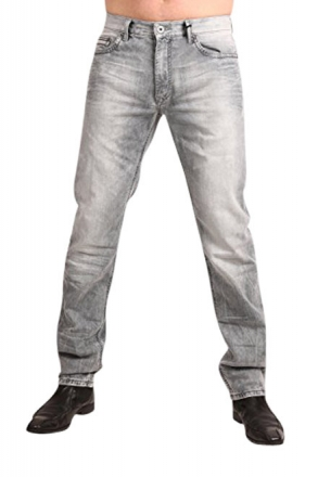 PIONEER Stretch Jeans RANDO 1654-9873-324 Grey Used