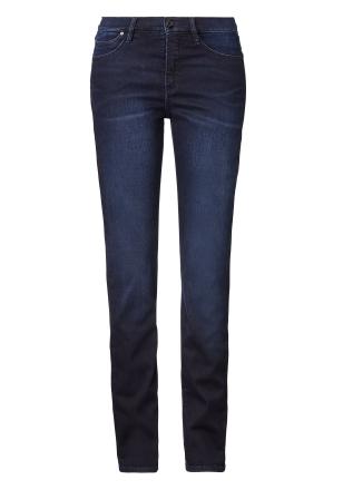 Paddocks Damen Slim Jeans PAT blue black soft stone