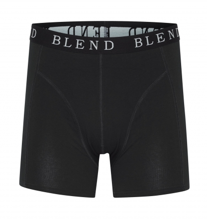 BLEND Herren Boxer-Short 2er-Pack 701878-70155 Black