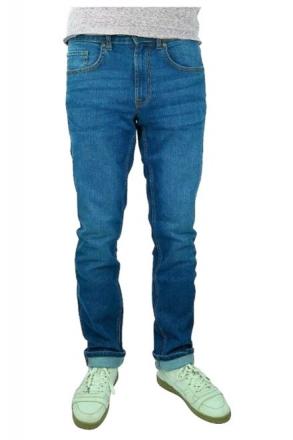 Marina Del Rey Stretch Jeans Andrew LS Light Stone