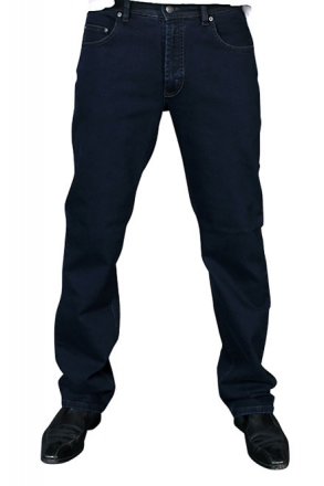 PIONEER 1680-9738-02 Stretch-Jeans blue-black