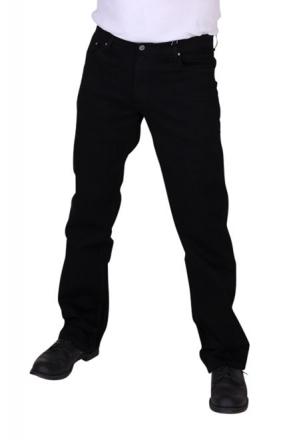 OKLAHOMA R140 Stretch-Jeans black MATRIX W32 | L30